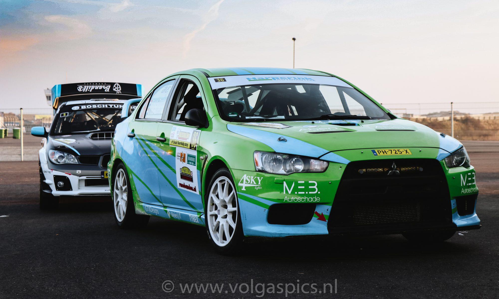 Stichting Rallysport Nederland